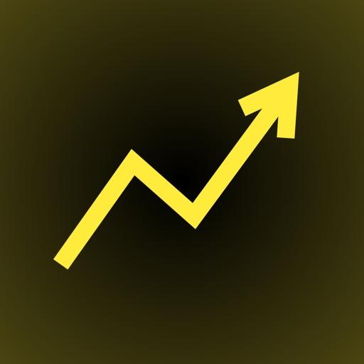 Crypto Currency Widget iOS App