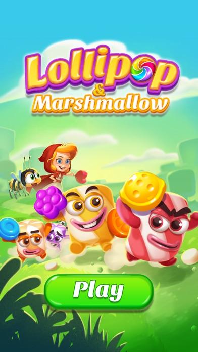 Lollipop2 & Marshmallow Match3 Screenshot 5