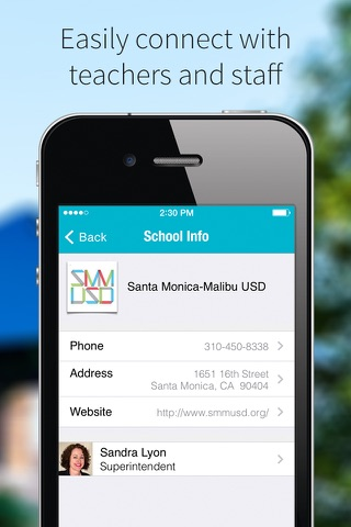 Santa Monica-Malibu USD screenshot 2