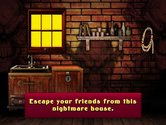 Night Mare House Escape Games screenshot 7
