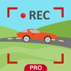 Save Drives HD Video Camera Pro - GPS Dashcam
