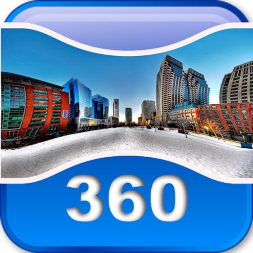 360度全景相机:Panorama 360 Camera【自动拼接】