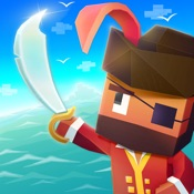 Blocky Pirates - Endless Arcade Swashbuckler