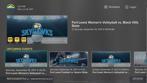 Screenshot #1 for RMAC Network