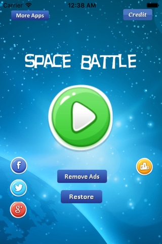 Space Battle Game screenshot 2