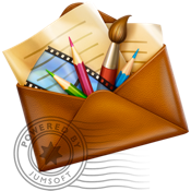 Mail Stationery - Stationery for Mail