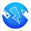 InstaLogo 로고 제작기, 그래픽, 포스터 및 디자인 제작 앱 아이콘 이미지
