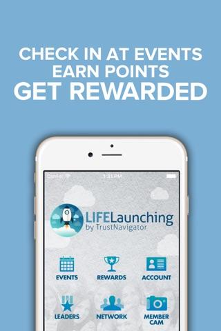 LifeLaunching screenshot 1
