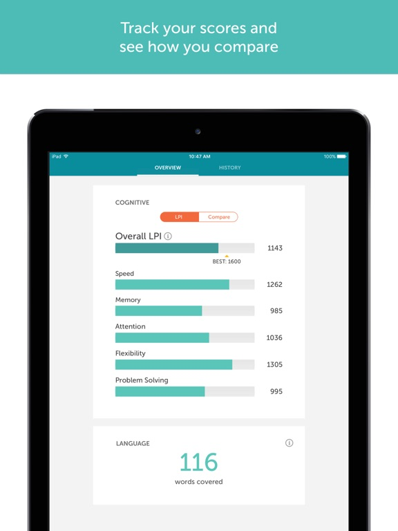 Lumosity - Brain Training Screenshots