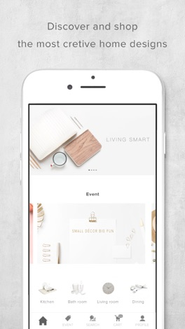 Descargar Lux Shopping App For Home Decor Accents Para