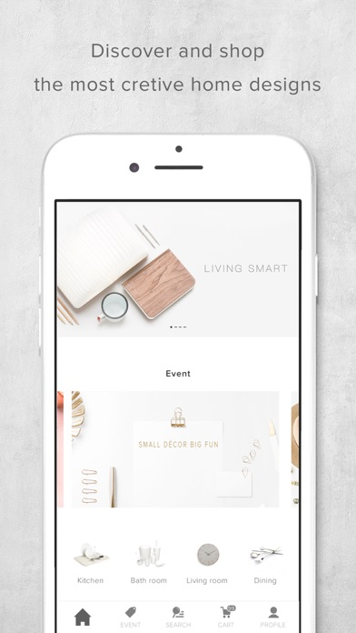 Lux Shopping App for Home Decor Accents on the App Store