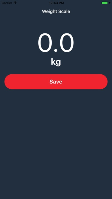 download DBP Weight Scale apps 1