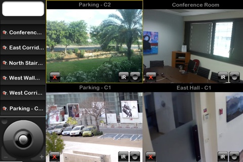 Flir Enterprise Mobile for iPhone screenshot 3