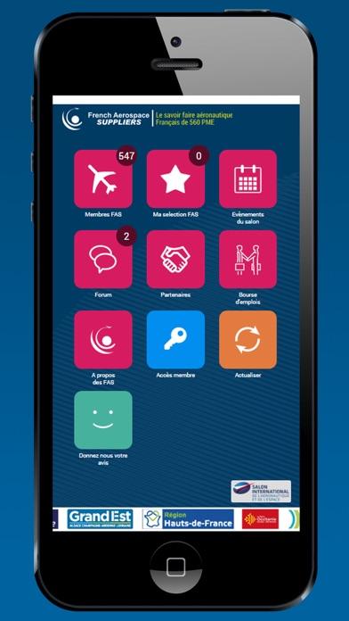 download Salon du  Bourget des French Aerospace Suppliers apps 3