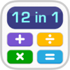Calculator + - calculatrice scientifique & solde