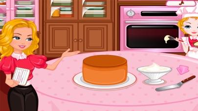 لعبة طبخ كعكة عيد ميلاد مع ماما الحبيبةلقطة شاشة4