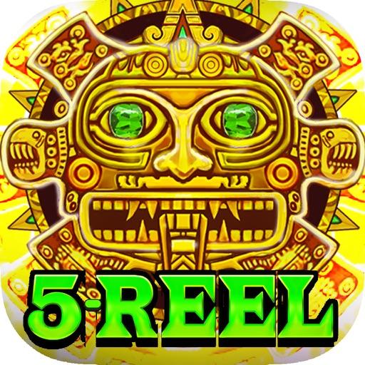 5 Reel Slots