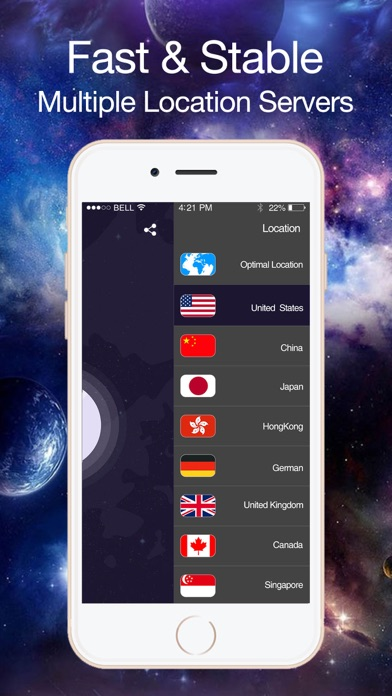 download VPN Master Unlimited & WiFi Security Privacy appstore review