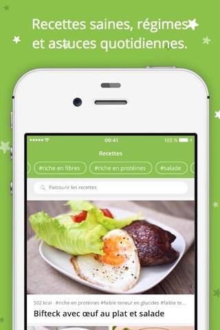 YAZIO Calorie Counter App screenshot 3