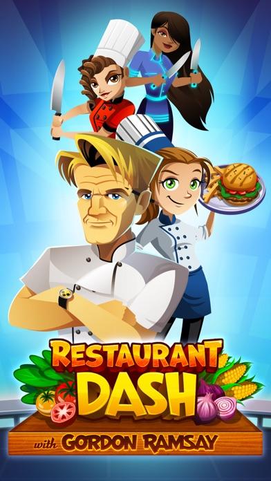 Screenshot of Restaurant DASH: Gordon Ramsay1