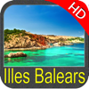 Illes Balears Carta Náutica HD