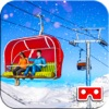 VR Mountain Chairlift - Crazy Ride