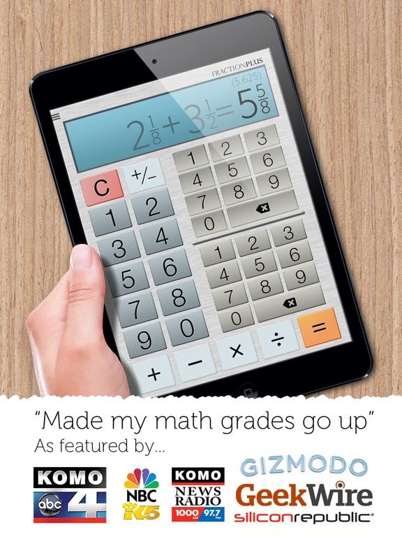 Kalkulator brøk