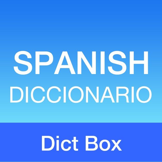 spanish dictionary   offline english translation on the