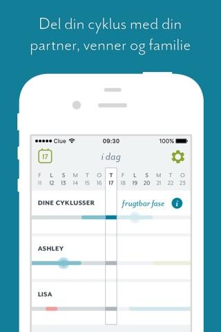 Clue - Period & Health Tracker screenshot 4