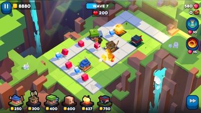 Скриншот Defend The Bits