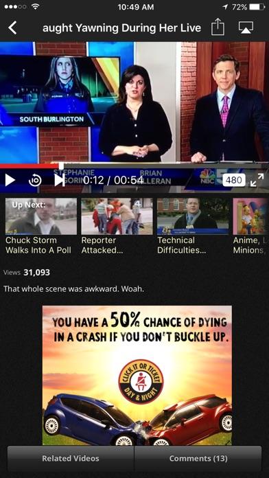 Funny Videos & Pics: Break.com screenshot