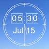 World Clock - Weltzeituhr Zeitzonen Rad