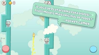 Screenshot do app Eggggg - O vomitador de plataforma