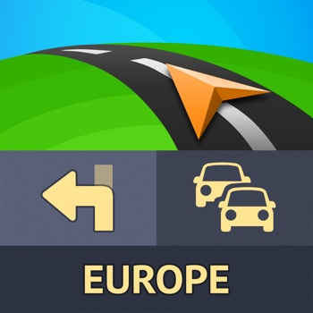 Sygic Europe: GPS Navigation, TomTom Offline Maps [17 2 2] [by