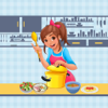 Super Cute Mom Cooking Mania Photo Stickers Wiki