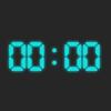 Cronómetro con grandes números - BNStopwatch