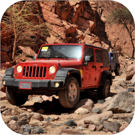 Offroad Driving 3D