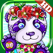 Colouring Pages Animals Panda Adult Colour Books!