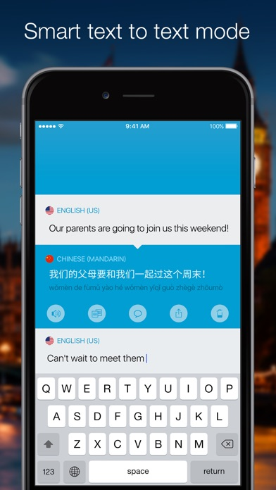 Screenshot #8 for Speak & Translate - Translator