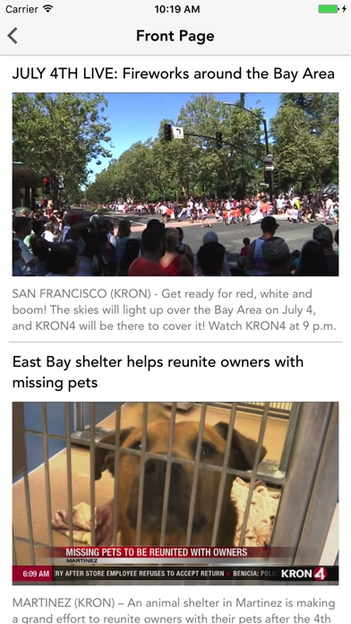 download KRON4 News - San Francisco apps 0