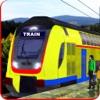 New Metro Train : Crazy Driver Train Game 3D