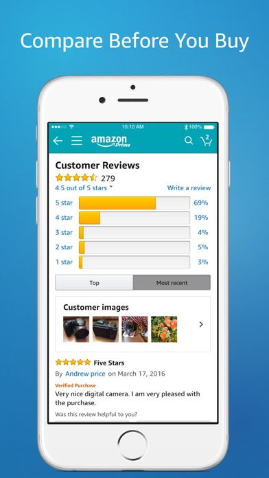 download Amazon – Shopping made easy apps 4