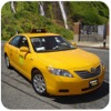 Mountain Taxi Car Offroad Hill Driving Game - Pro