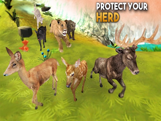 Animal Online: Cat Hunt-ing Sim-ulator для iPad