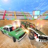 Car Demolition Derby Racing Simulator