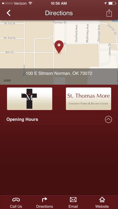 download St. Thomas More University Parish apps 1