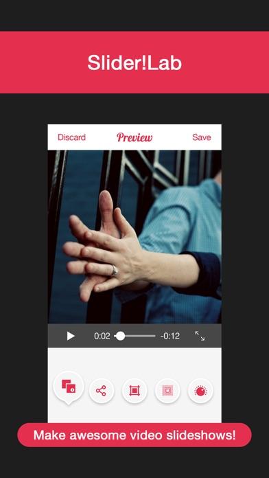 Slideshare for Vine - Effects to make Cool Slides screenshot one