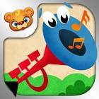 123 Kids Fun BABY TUNES: Best Top Kids Music Games icon