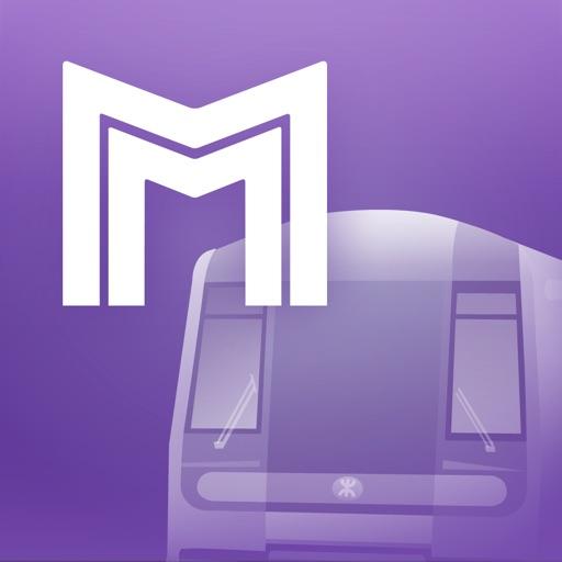 香港地铁指南:MetroMan Hong Kong