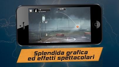 Screenshot of iBasket  - Canestri di strada3